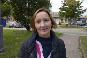Jenny Lidén, 39, försäkringsutredare, Sundsvall: