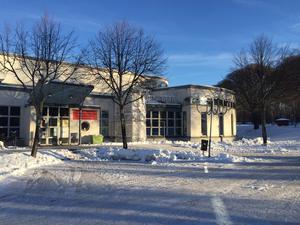 Ett levande kulturhus: Bomhus Folkets Hus.