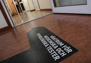 Rekryteringsmyndighetens kontor. Arkivbild. Foto: Johan Nilsson.