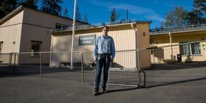Daniel Nilsson startade en upprop för att protestera mot besparingarna inom skolan och förskolan.