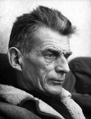 Samuel Beckett 1966. Foto: AP/Barbara Jackson