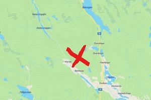 Foto: Skärmdump hitta.se. Någon gång mellan fredag eftermiddag och lördag förmiddag har en fyrhjuling, tillhörandes Envikens IF, blivit stulen från Avskaksvägen vid Lensberget.