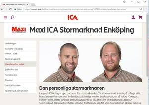 Patrik och Johan Borg frontar gemensamt på butikens hemsida. Patrik bor i Västerås och toppar inkomstlistan för män under 40.