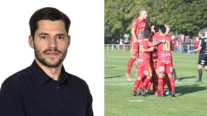Här är fotbollsälskaren som blir redaktör för satsningen på Karlslund och Syrianska