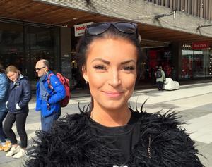 Sofia Backlund, 22 år, studerande, Karlstad