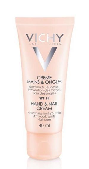 Vichy Ideal body Hand & Nail Cream SPF 15