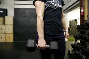 Såhär i januari lovar många att inleda en sundare livsstil. Foto: AP Photo/Gerald Herbert.