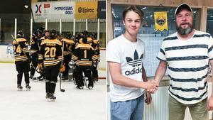 Bilder: Oliver Åbonde/Fagersta AIK