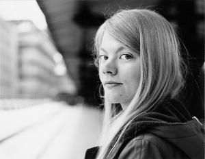 Gun-Britt Sundström är aktuell med en bok om sitt skrivande liv. Bild: Harald Borgström