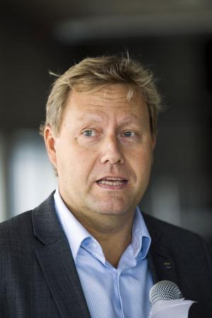 - En ny hälsocentral ökar områdets attraktionskraft, ansåg kommundirektör Göran Arnell.