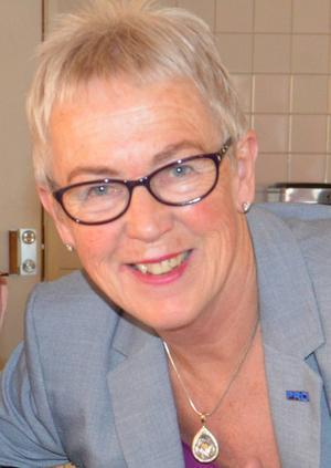 Maj-Britt Norlander har varit på PRO-kongress.