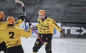 Isac Karlsson i Vetlanda är den hetaste målskytten i juniorelitserien Södra.