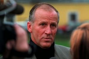 Rolf Zetterlund, 76 år, tränare IK Brage 1977–80, Stockholm: