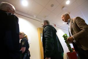 Två män dömdes till fängelse för människohandel i tingsrätten. Domen kommer att överklagas av männens försvarare.