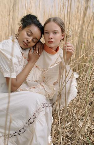 Kiseri och Wilma. Foto: Zandra Högberg