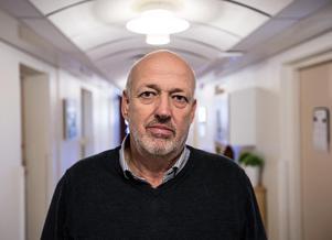 Mats Carlsson, verksamhetschef för bland annat avdelning 60 vid Falu lasarett.