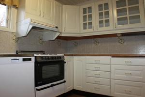 Köket i bostadshuset. Foto: LRF Konsult
