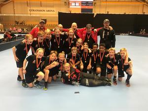 Runstens P12 vann Göransson cup.