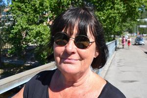 Ulla Thunholm, 70, pensionär, Sundsvall