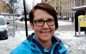 Yvonne Persson, 58, brevbärare, Sundsvall: