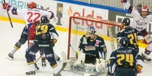 Borlänge Hockey hade hoppats på ett nytt deltagande i kvalserien, men årets  säsong slutade i play off 2 mot Huddinge.