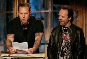Metallica presenterade Black Sabbath när dessa blev invalda i Rock & Roll Hall of Fame – det fanns en anledning till att det inte var tvärtom.