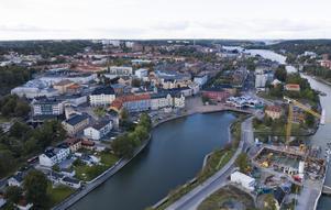 Dagens debattör är kritisk till förtätning av Södertälje. Foto: Fredrik Sandberg / TT