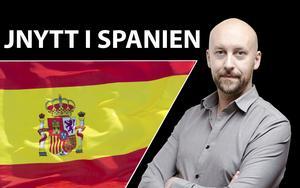 Peter Wilsson åker till Spanien på fredag för att bevaka J-Södras träningsläger. Sådärja lite bättre klädd.