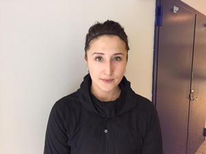 Fanny Rask är enda OS-spelaren i HV-truppen.