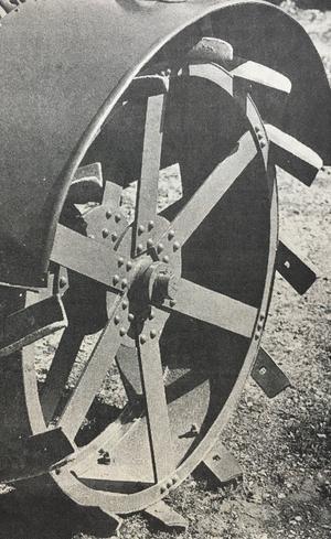 Sådana här hjul har snurrat i hela landet.