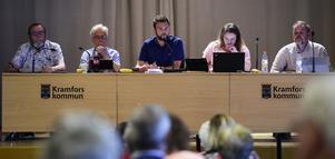 Kommunfullmäktige ska ta beslut om partistödet till fullmäktiges politiker stiga per automatik som i dag. Eller om det ska krävas ett beslut vid varje höjning. Arkivfoto