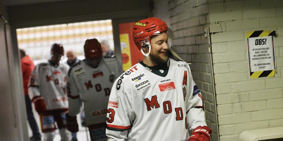 Johan Harju lämnar Modo  – klar för ny utlandssejour