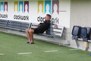 Ejerblad har problem med ljumsken/bäckenet och missar söndagens möte med Team TG.