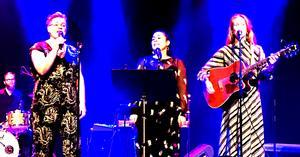 Coastline trio: Lotta Hultman, Catharina H Eurenius och Erika Lundqvist.