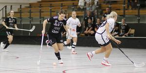 Madelene Jonsson gjorde ett mål mot Hagfors.