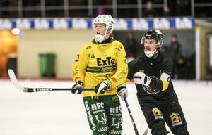Jonas Pettersson och Victor Janérs.
