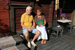 – Vi är inga minimalister, vi är maximalister, säger Margareta Andersson.