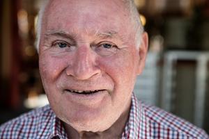 Thure Klintman, 79 år, Borlänge.