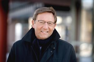 Jens Schollin, rektor på Örebro universitet.