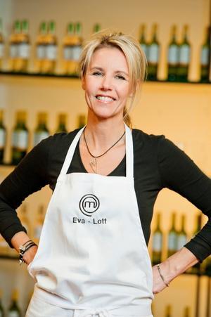 Eva-Lott Långberg är nu en av 14 mästerkockar i TV4.