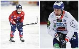 Tuomas Määttä och Per Hellmyrs.