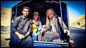 På väg genom Pakistan. Foto: Privat