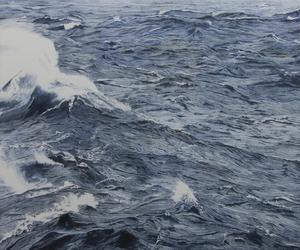 Havet tolkat av Isak Anshelm. Foto: Ulf Lundén