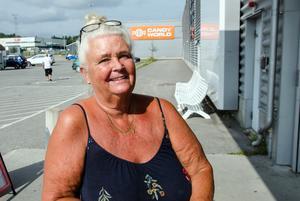 Britt-Inger Rudberg, 57, förskollärare, Sundsvall.