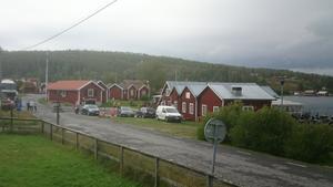 Norrfällsviken.