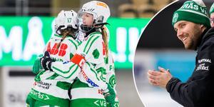 Olle Wibergs VSK har den klart bästa målskillnaden i damernas elitserie,  63 gjorda mål och 14 insläppta på sju matcher. På måndagen inleder de andra halvan av serien borta mot KS Bandy.