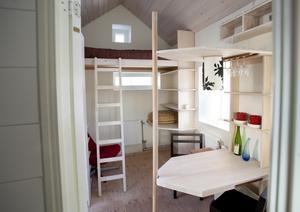 De flesta som flyttar hemifrån flyttar till en studentbostad eller hyreslägenhet.