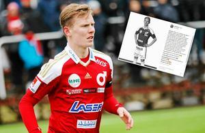 Erik Sachs lämnar Degerfors.