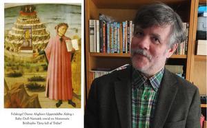 Serietecknaren David Nessle ligger bakom Twitterkontot Muralgranskaren. Nu ger han ut de bästa inläggen i bokform. Pressbild.