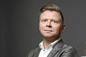 Per Nylén (S), kommunalråd i Örnsköldsvik.